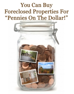 Find Foreclosures Here!